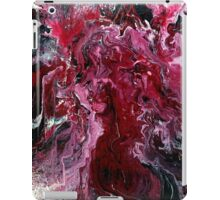 Red Personality iPad Case/Skin