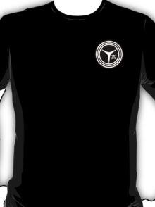 Yasogami High Logo- White T-Shirt