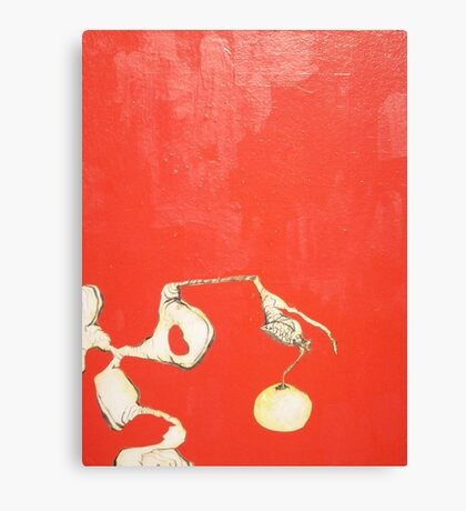 Strange Fruit Canvas Print