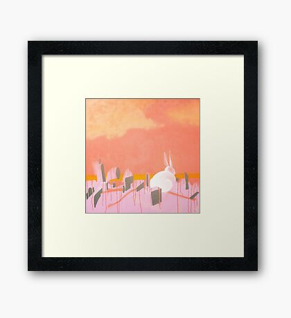 Do You See What I See? Framed Print