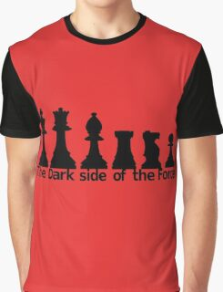 The Dark Side Of The Force Graphic T-Shirt