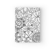 "Flower ""Full"" Hardcover Journal"
