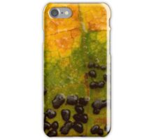 Tar Spot Fungus iPhone Case/Skin