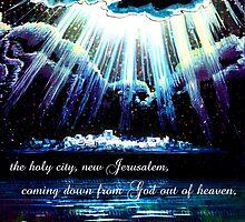 New Jerusalem : the bride by Calgacus