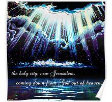 New Jerusalem : the bride Poster