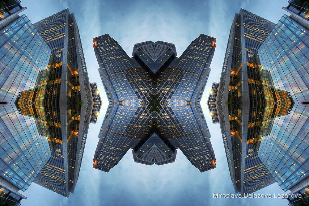 Modern Architecture London by Miroslava Balazova