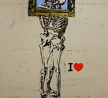 Lovely Bones by iHe Art