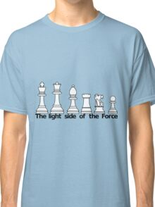 The Light Side Of The Force Classic T-Shirt