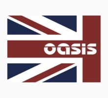 Oasis (Union Jack) by PotionOwl203