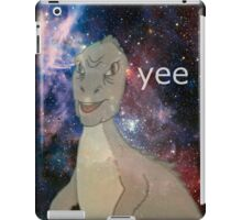 Cosmic Yee iPad Case/Skin