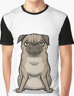 MEAN MUG PUG - Ozzy Graphic T-Shirt