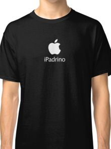 iPadrino - Steve Jobs Tribute Classic T-Shirt