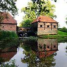 Haaksbergen mill by Javimage
