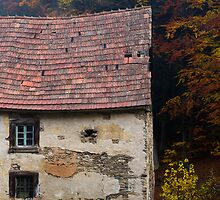 The Old Mill by jnmayer