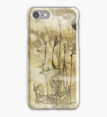 strange world iPhone Case/Skin