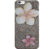 Floral steps iPhone Case/Skin