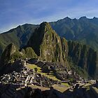 Machu Picchu by craftybadger