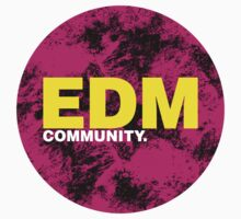 EDM (Electronic Dance Music) Community by DropBass