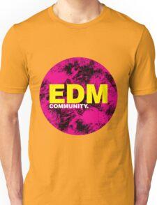 EDM (Electronic Dance Music) Community Unisex T-Shirt