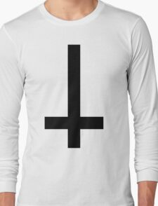 Anti Cross Long Sleeve T-Shirt