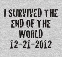 I Survived 2012 by TWCreation
