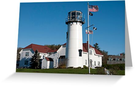 Chatham Lighthouse by TeresaB