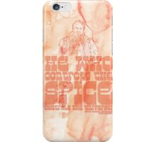 The Spice iPhone Case/Skin