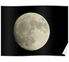 Waxing Moon Poster