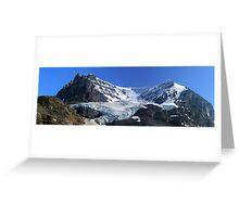Mt Andromeda Greeting Card
