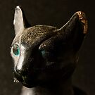 Vigilance of Bastet by Ian MacQueen