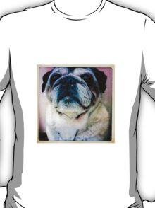 Inquisitive Pug T-Shirt