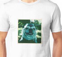 Crazy Face Unisex T-Shirt