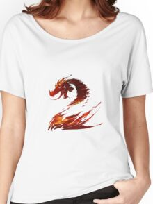 Guild Wars 2 Design Women's Relaxed Fit T-Shirt