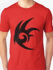 Shadow the Hedgehog Logo black T-Shirt
