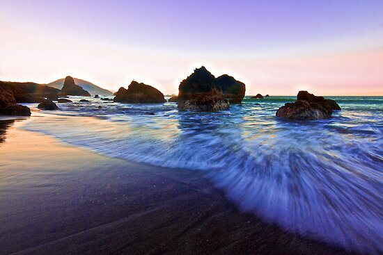 The Flow of Life by Marcus Angeline