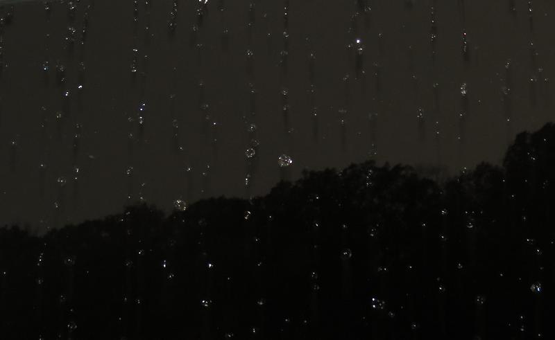 Gem rain by Alex Call