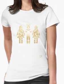 Watch The Throne (Original) Womens Fitted T-Shirt