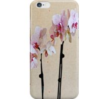 Orchids in Pastels iPhone Case iPhone Case/Skin