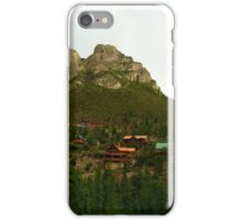 Up in the Mountains iPhone Case/Skin