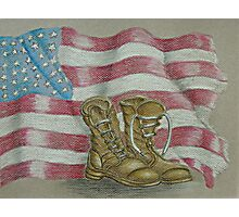 Veteran's Day Photographic Print