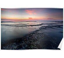 The Pastel Reef - Blairgowrie, Victoria, Australia Poster