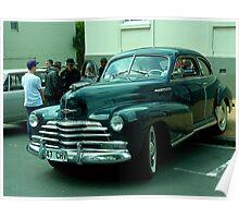 1947 Chrysler Fleetwood.........! Poster