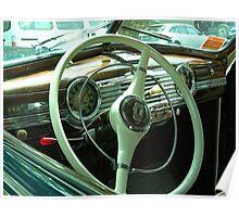 The Office -  1947 Chrysler Fleetwood.........! Poster