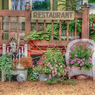Village Restaurant by wiscbackroadz