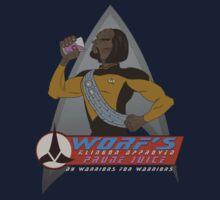 Klingon Prune Juice! by agliarept