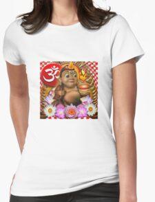 Big Buddha Bob Womens Fitted T-Shirt