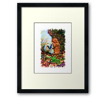 I Will Always Be There For You! EX Framed Print