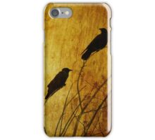 Watchers of the East and West iPhone/iPod Case iPhone Case/Skin