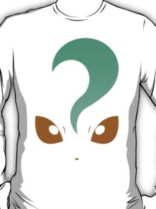 Pokemon - Leafeon / Leafia T-Shirt