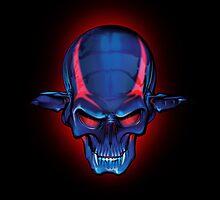 Skull by Brian Gibbs